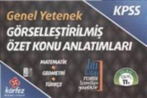 Körfez Kpss 2014 Genel Yetenek Görselleştirilmiş Özet Konu Anlatımları