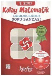 Körfez 8. Sınıf Kolay Matematik Soru Bankası