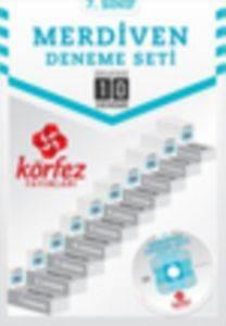 Körfez 7.Sınıf 10'lu Merdiven Fasikül Deneme Çözüm (DVD'li
