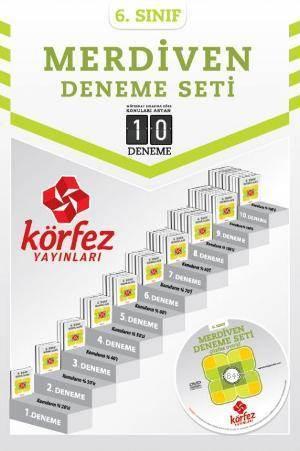 6. Sınıf Merdiven Deneme Seti