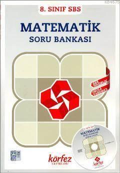 8.Sınıf Matematik Soru Bankası Çözüm Dvd'Li