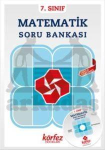 Körfez 7.Sınıf Matematik Soru Bankası Çözüm (DVD'li