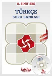 Körfez 8.Sınıf Türkçe Soru Bankası Çözüm (DVD'li)