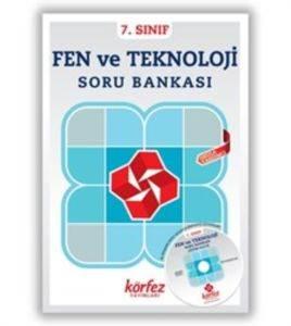 Körfez 7.Sınıf Fen Ve Teknoloji Soru Bankası Çözüm (DVD'li