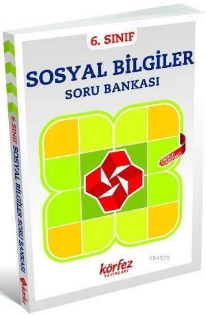 6.Sınıf Sosyal Bilgiler Soru Bankası Çözüm Dvd'Li