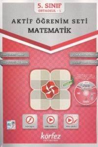 Körfez 5.Sınıf Aktif Öğrenım Setı Matematık(Yenı Müfredat)