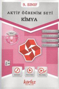 9.Sınıf Aktif Öğrenim Seti Kimya(Yeni Müfredat)