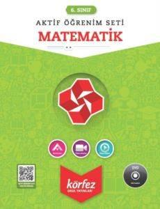 Körfez 6.Sınıf Aktif Öğrenim Seti Matematik