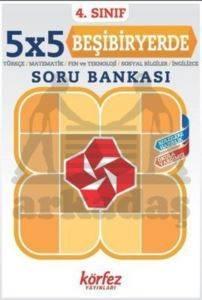 Körfez 4.Sınıf 5*5 Beşibiryerde Soru Bankası