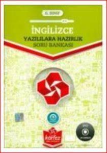 6.Sınıf İngilizce Soru Bankası Çözüm Dvd'Li (Yeni)
