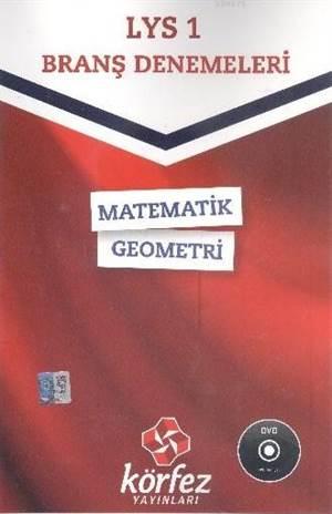 LYS 1 Branş Denemeleri Matematik - Geometri; Çözüm Dvdli