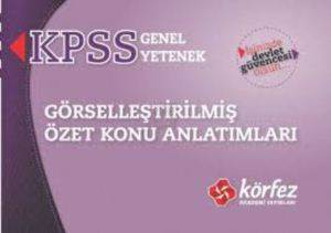 Kpss Genel Yetenek (Görselleştirilmiş) Özet Konu Anlatımları(Matematik-Geometri-Türkçe) (Yeni)
