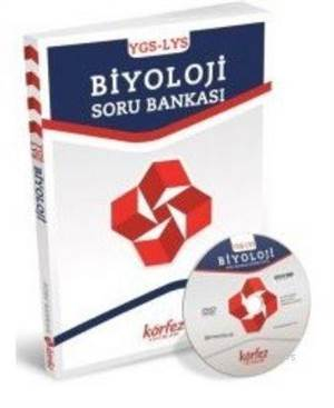 Ygs-Lys Biyoloji Soru Bankası Çözüm Dvd'Li (Yeni)