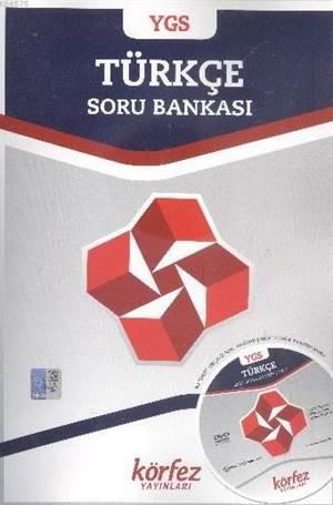 YGS Türkçe Soru Bankası; Çözüm Dvd'li