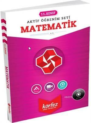 11. Sınıf Aktif Öğrenim Seti Matematik