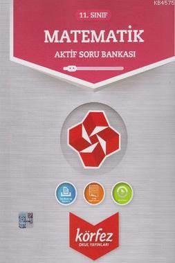 11. Sınıf Matematik Aktif Soru Bankası