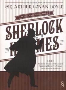 Açıklamalı Notlarıyla Sherlock Holmes Cilt 1 (Ciltli)