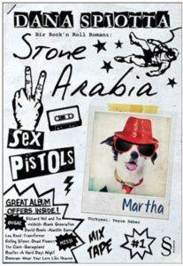 Stone Arabia Bir Rockn Roll Romanı