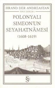 Polonyalı Simeon'un Seyahatnamesi