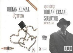 Uçurum+Orhan Kemal Soruyor Röportajlar