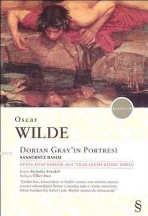 Dorian Gray'in Portresi (Sansürsüz Basım)