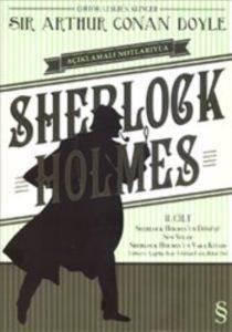 Sherlock Holmes 2.Cilt