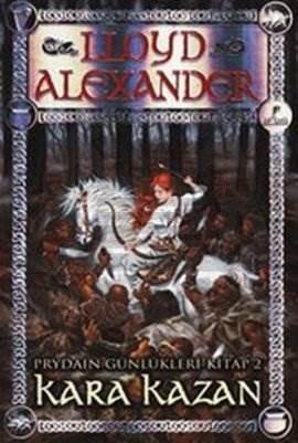 Prydain Günlükleri Kitap-2: Kara Kazan