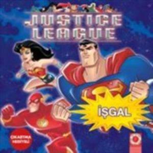 Jastice League -İşgal