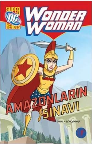 Wonder Woman; Amazonların Sınavı