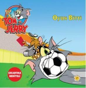 Tom ve Jerry - Oyun Bitti