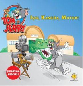 Tom ve Jerry - Işık, Kamera, Motor