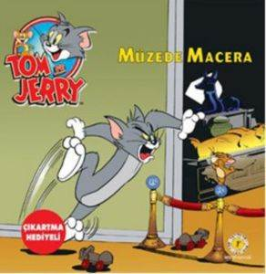Tom ve Jerry - Müzede Macera