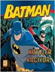 Batman Kötüler Kaçıyor