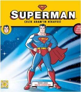 Superman Çelik Adamın Hikayesi