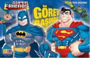 Super Friends Görev Başında
