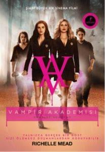 Vampir Akademisi Özel Film Baskısı Ciltli