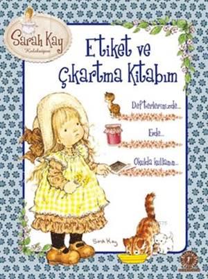 Sarah Kay Etiket ve Çıkartma Kitabım