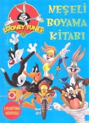 Looney Tunes Neşeli Boyama Kitabı