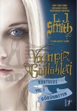 Vampir Günlükleri-Kurtuluş Görünmeyen