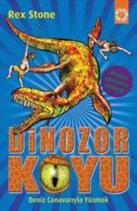 Dinozor Koyu 8-Den Canavarıyla Yüzmek