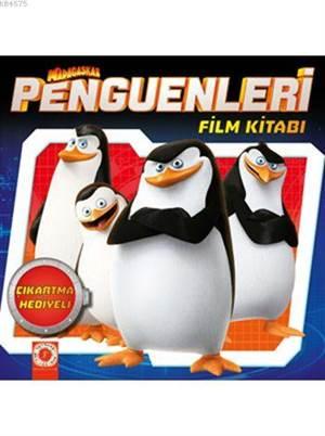 Madagasgar Penguenleri Film Kitabı