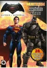 Batman v Superman; Muhteşem Aktivite Kitabı