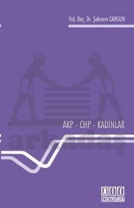 AKP - CHP - Kadınlar