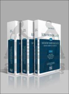 İcra Müdürlüğü ve Müdür Yardımcılığı Sınavlarına Hazırlık (3 Cilt)