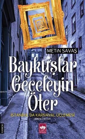 Baykuşlar Geceleyin Öter; İstanbul'da Karnaval Üçlemesi - Birinci Kitap