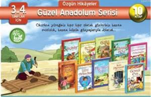 Güzel Anadolum Serisi - 10 Kitap