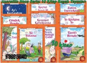 Nasrettin Hoca Serisi 10 Kitap