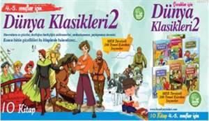 Dünya Klasikleri 2 - 10 Kitap