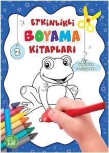 Etkinlikli Boyama Kitabı-2