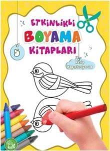 Etkinlikli Boyama Kitabı-5